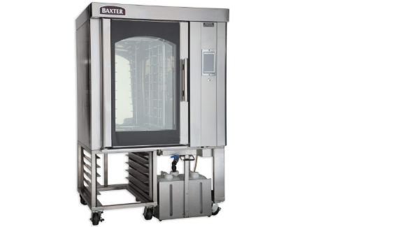 Long known for its mastery in baking, Baxter has teamed up with experts within its family of commercial cooking and dishwashing brands to offer the next generation in cooking versatility and simplicity. No need for multiple oven technologies. Just one VersaOven does all the work of rotisserie, convection and combi ovens. Regain the space you so desperately need in your kitchen with VersaOven. Offering the versatility that rivals other systems — along with faster cook times, faster clean times, and easier operation and maintenance than other ovens — VersaOven delivers a single cooking solution to streamline your operation and save you time, space, headache and money.