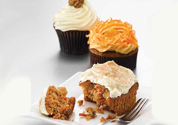 Carrot cake cupcakes571