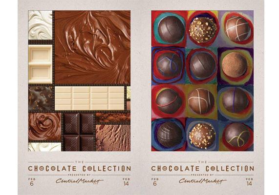 Centralmarket chocolatecollection