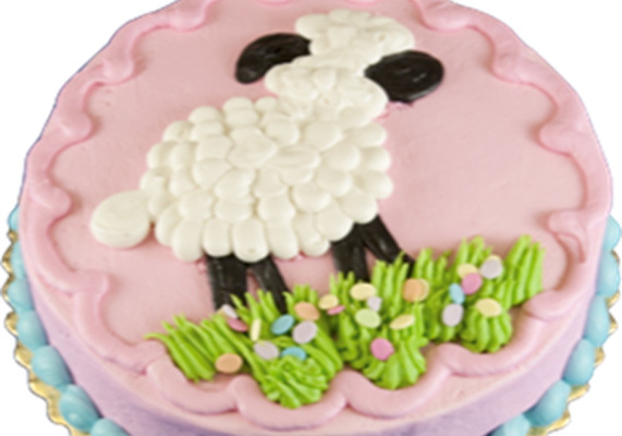 Easter and Spring Cakes