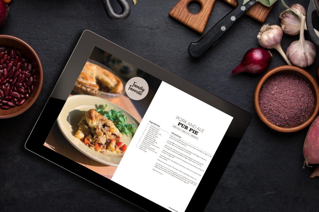 coleman cookbook