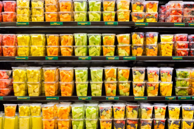 cut produce
