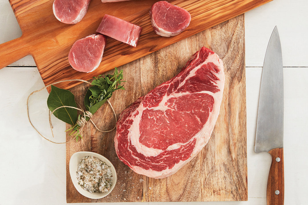 tyson meats