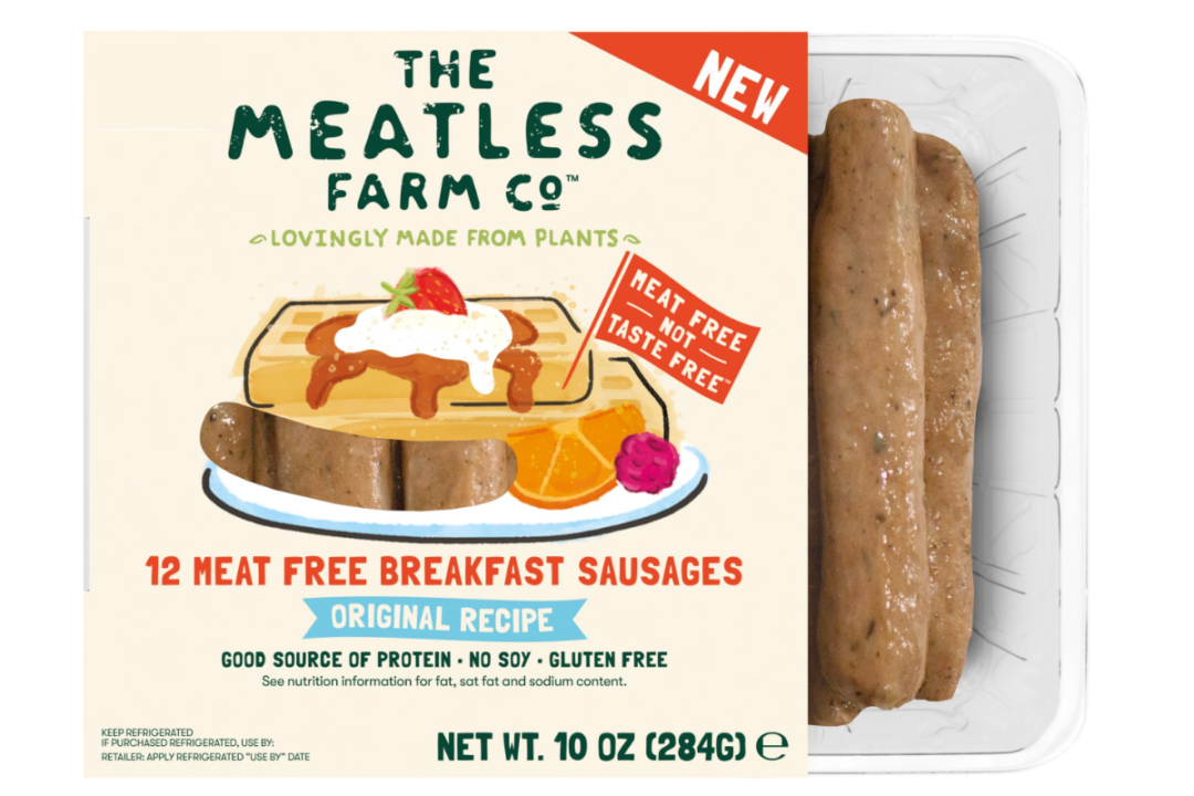 MeatlessCoSausages
