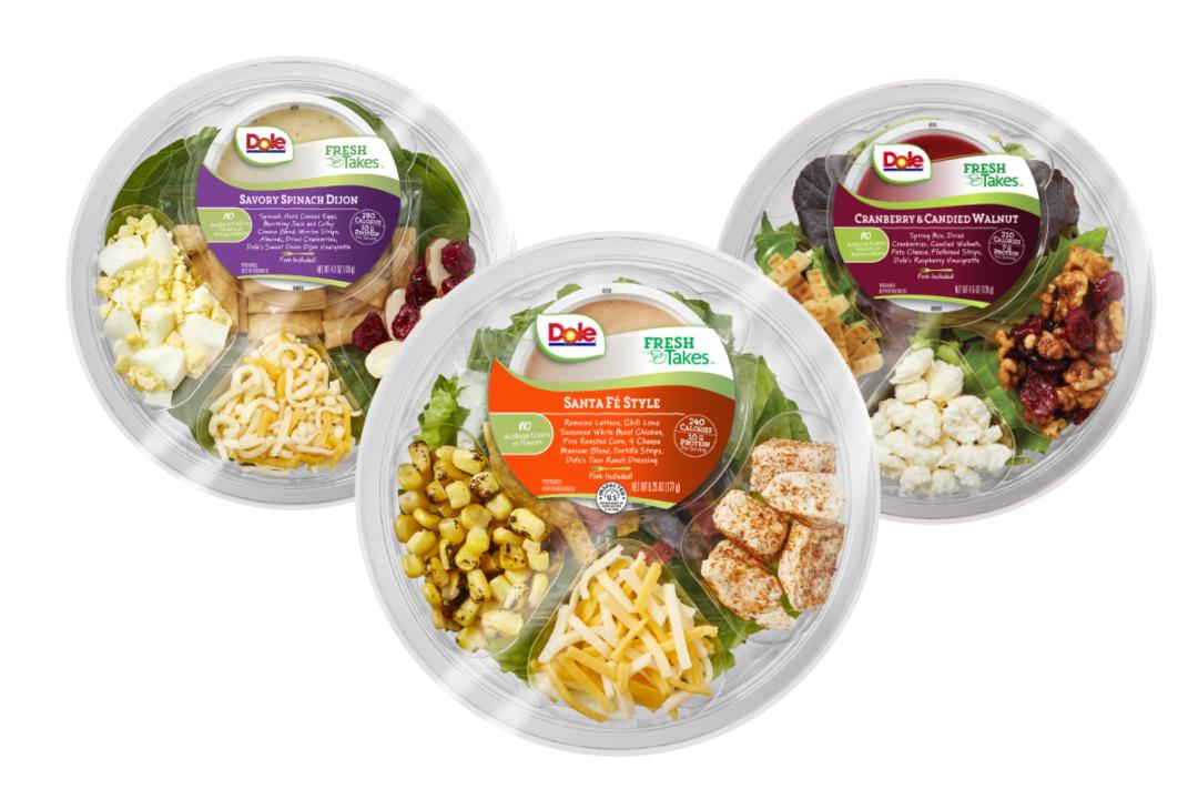 RTE Salad