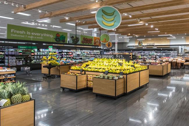 Target produce