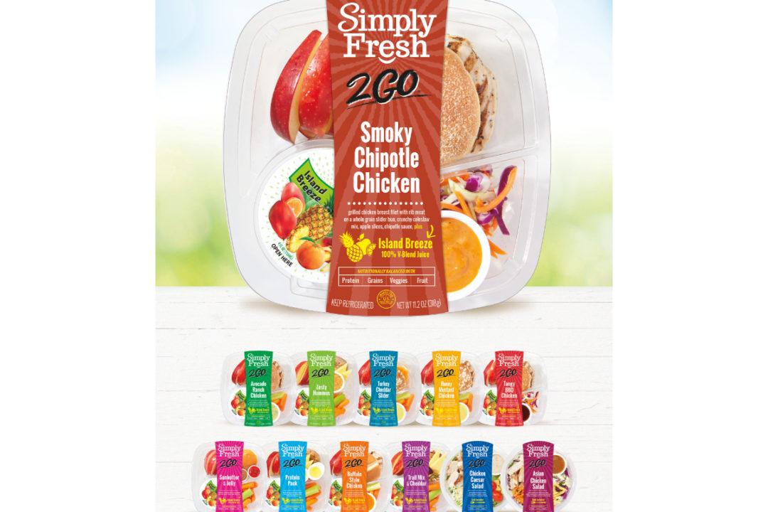 simply fresh 2go