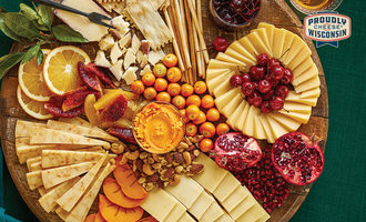 1006   cheese tray