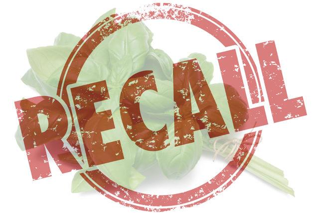 1125   basil recall