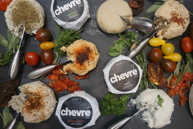 Spero Foods plant chevre