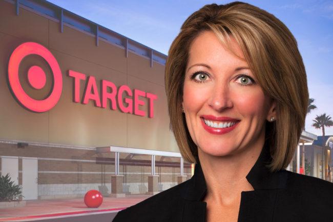 Stephanie Lundquist, Target