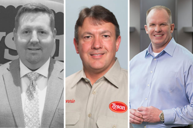Tyson Foods leadership