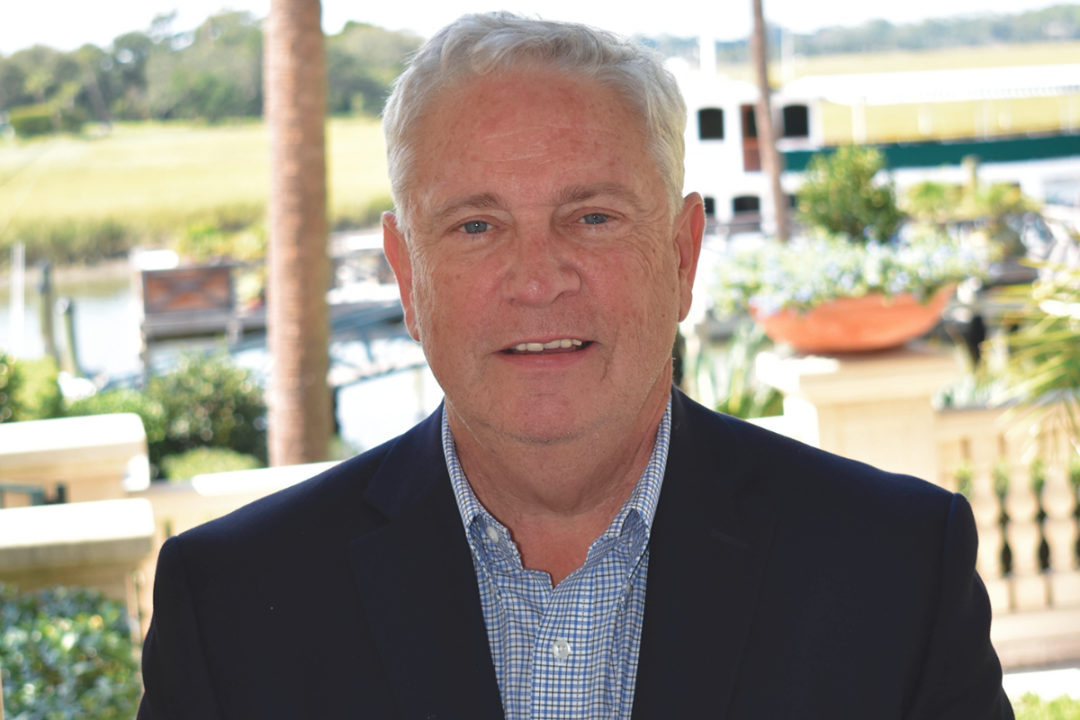 James A. McCarthy, president and chief executive officer of the North American Millers' Association