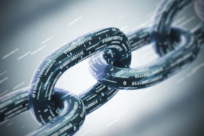Blockchain food safety