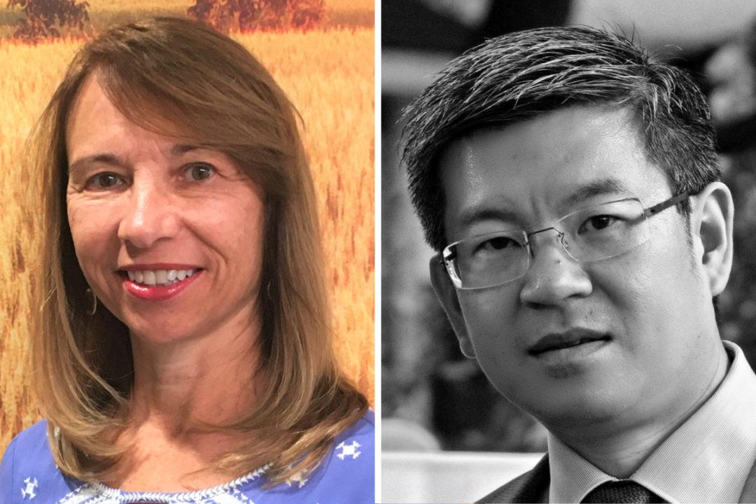 Chris Provic and Tuan Nguyen, Aryzta