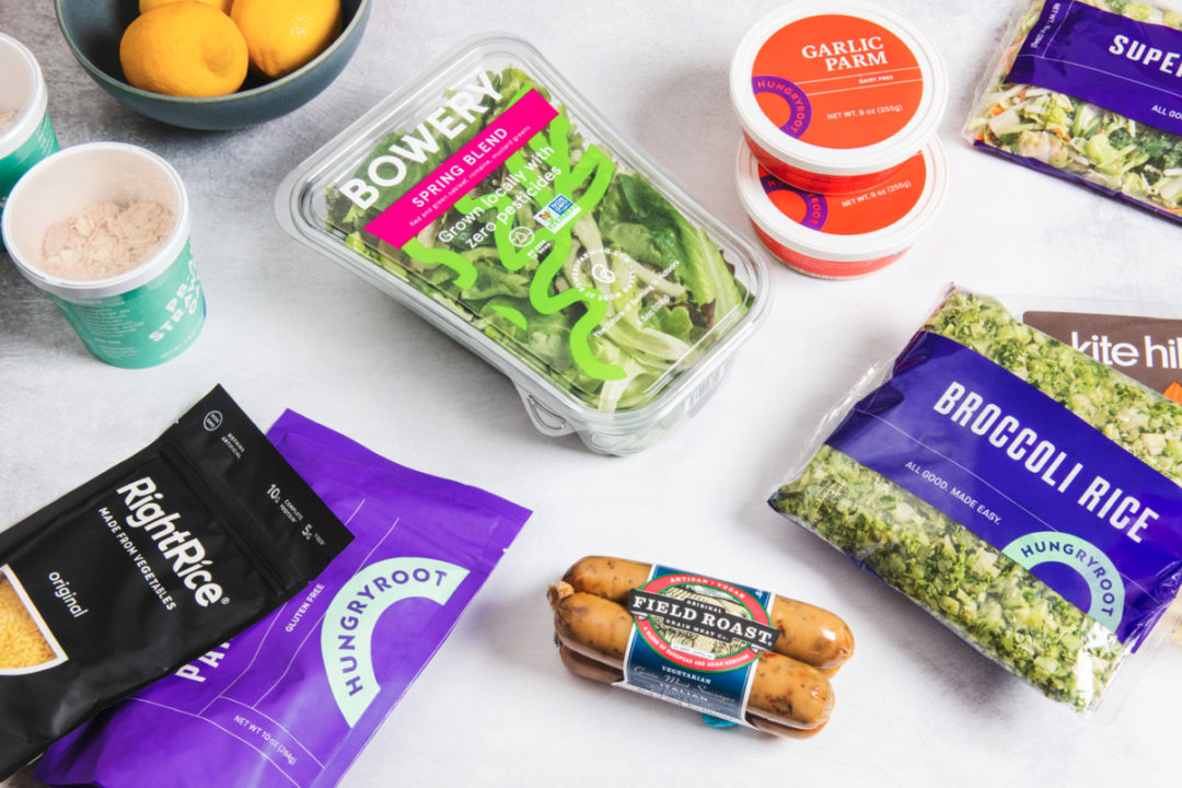 Hungryroot online grocery service