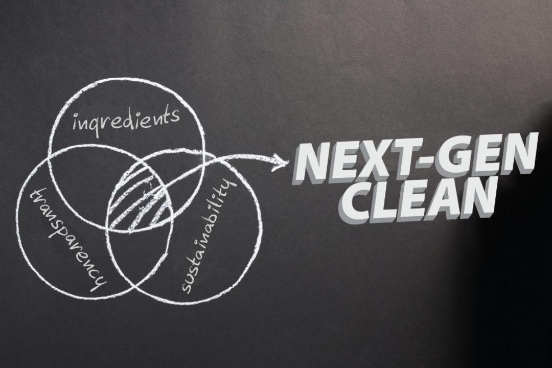 Next-gen clean concept