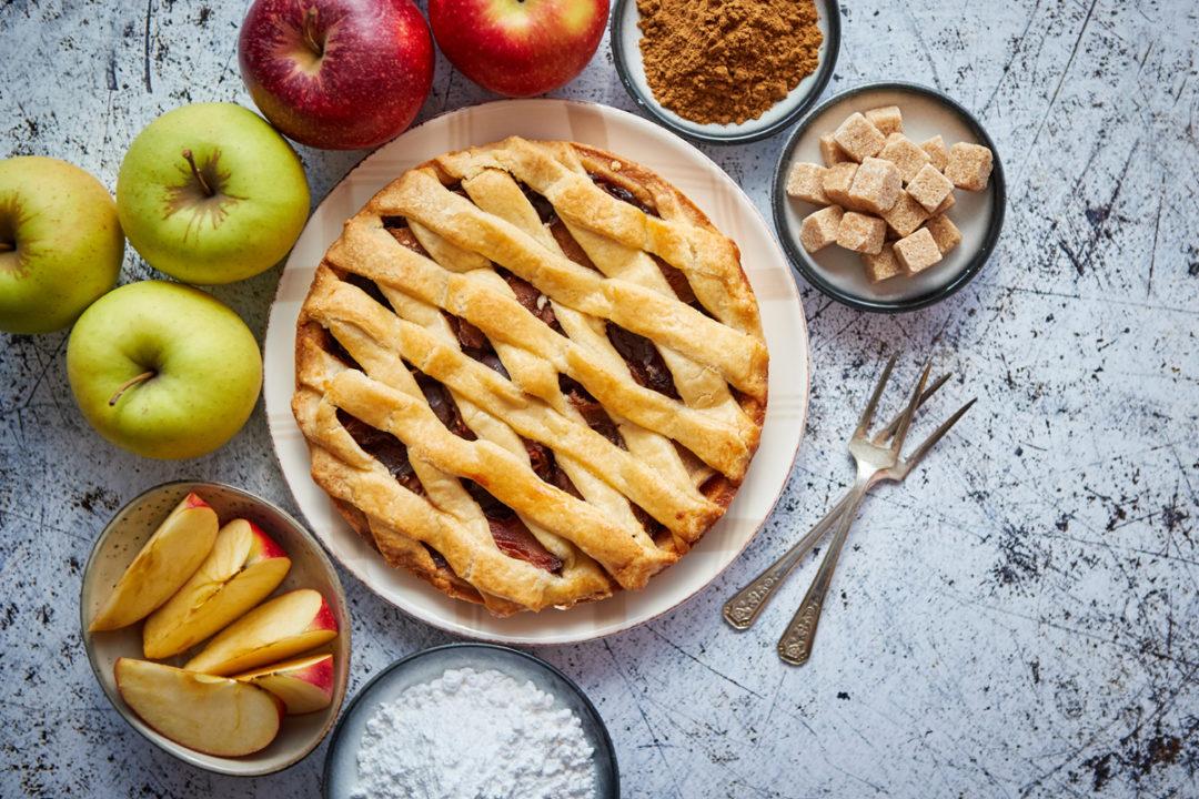Bunge apple pie