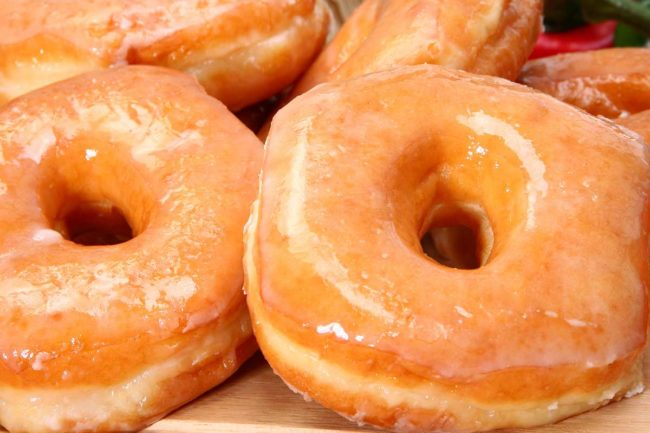 Donut Glazing
