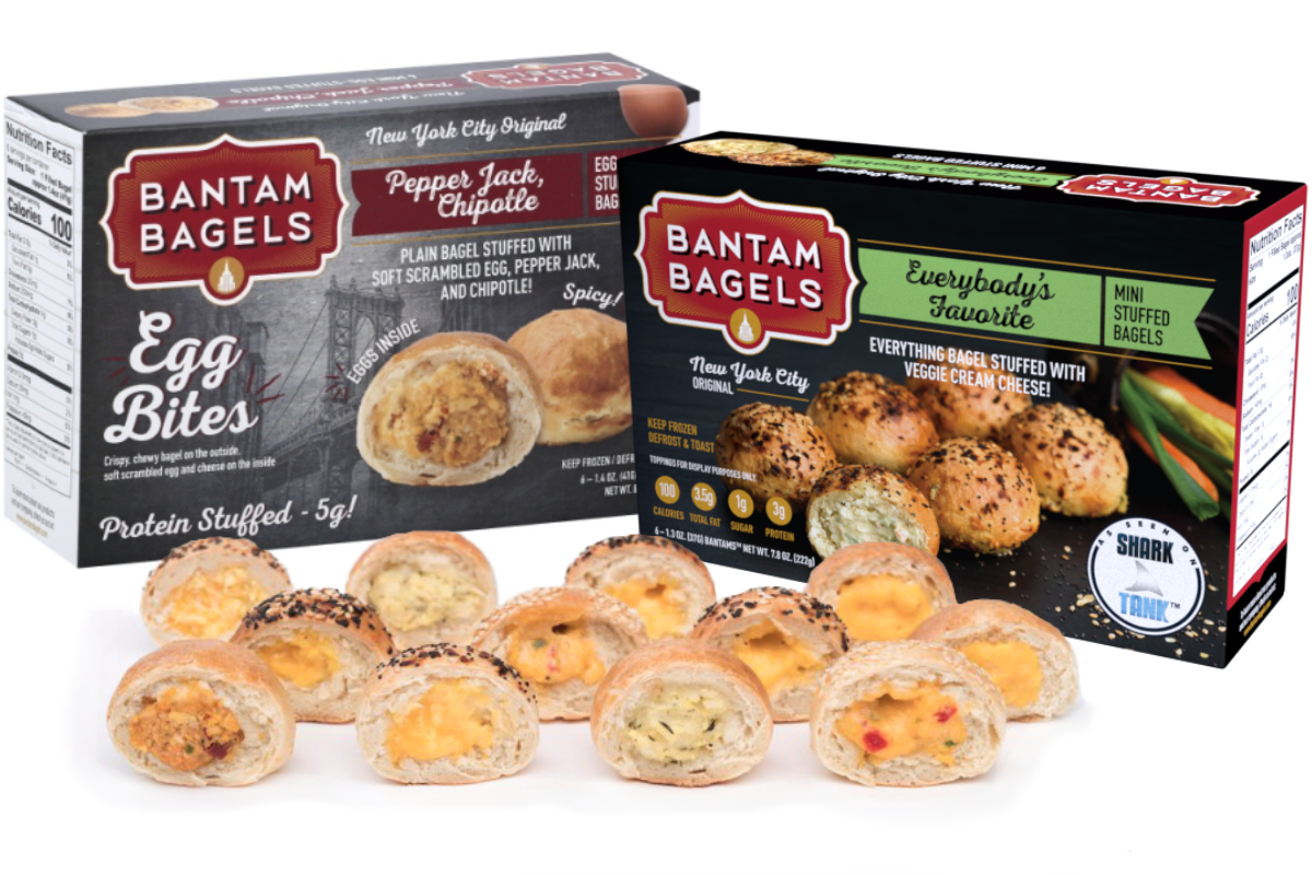 Bantam Bagels products, Lancaster Colony