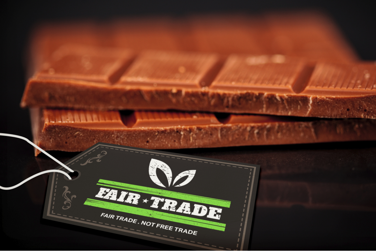 Fair Trade chocolate