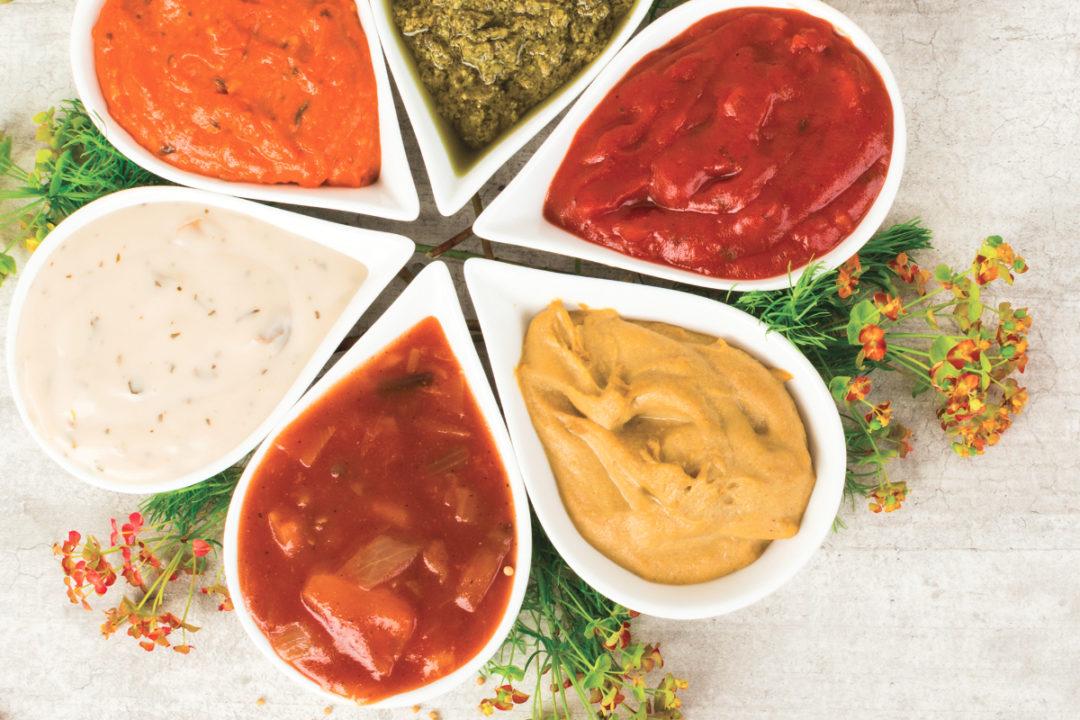 Sauce spoons