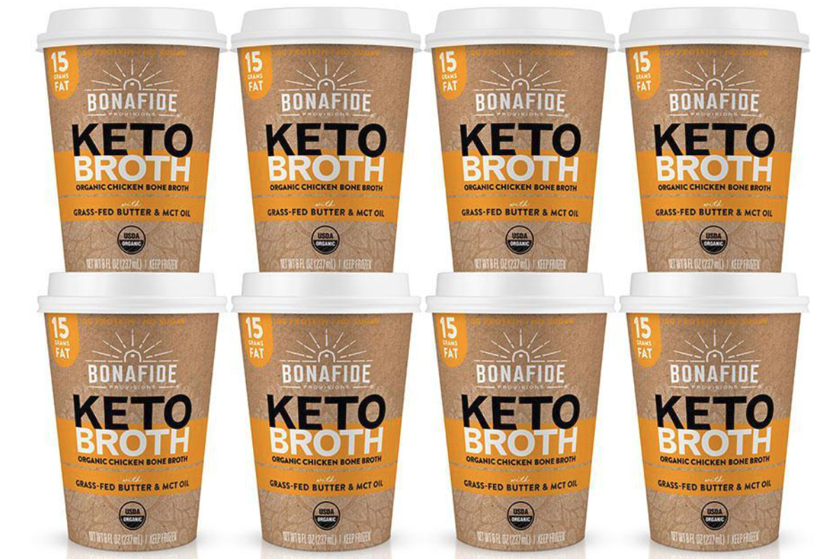 Bonafide Provisions keto bone broth