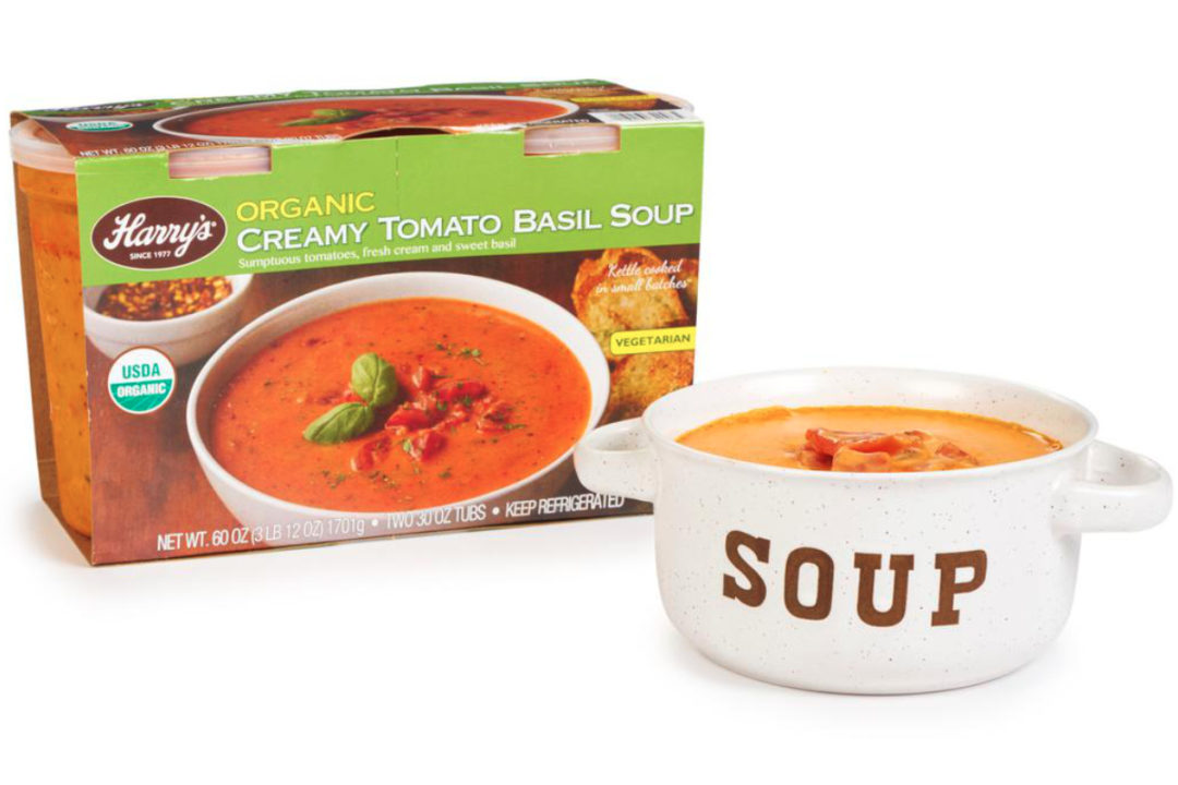 Harry's Fresh Foods soup