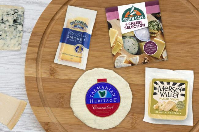 Lion-Dairy & Drinks Pty Ltd. cheese brands