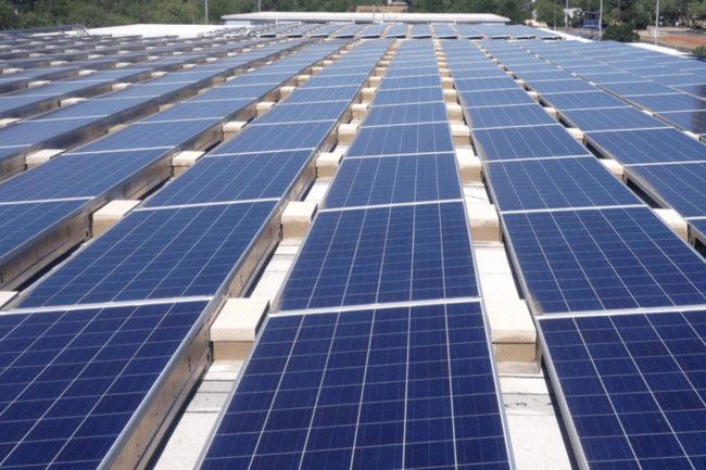 PCI Solar solar panels
