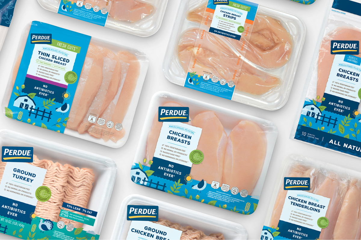 Perdue Farms poultry products