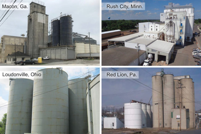 Ardent Mills flour mills closing