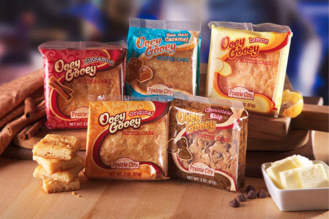 Prairie City Bakery Ooey Gooey Butter Cakes