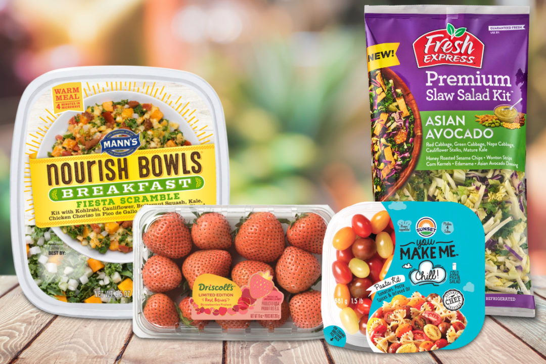 New products at United Fresh