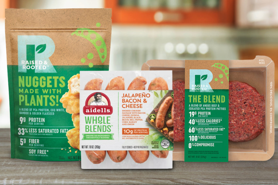 Tyson alternative proteins products