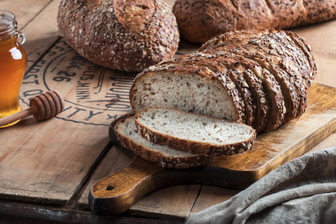 Fortified bread