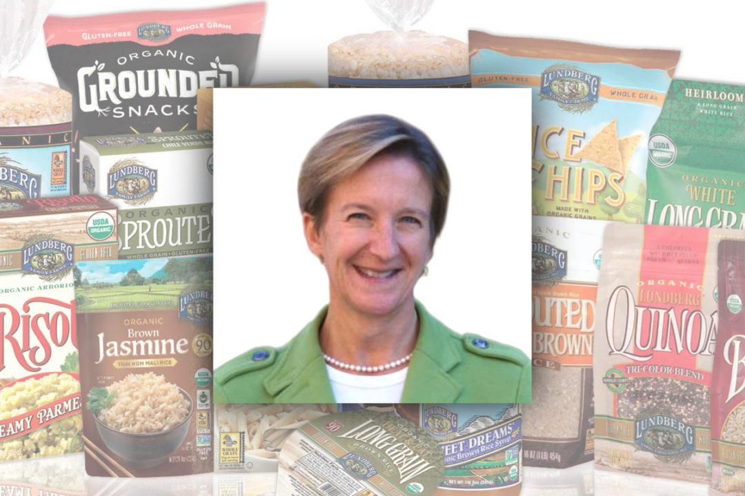 Susan Shields, Lundberg Family Farms