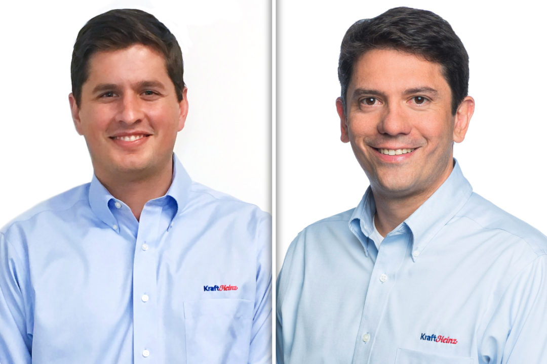 David Knopf and Paulo Basilio, Kraft Heinz