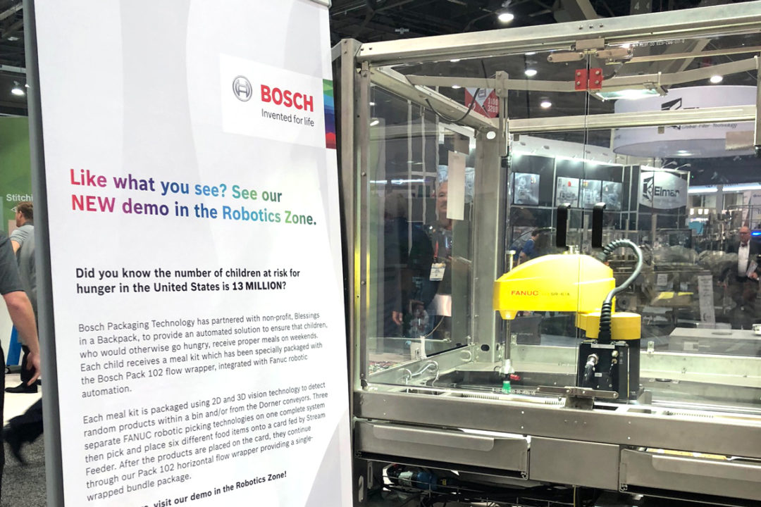 Bosch, Pack Expo