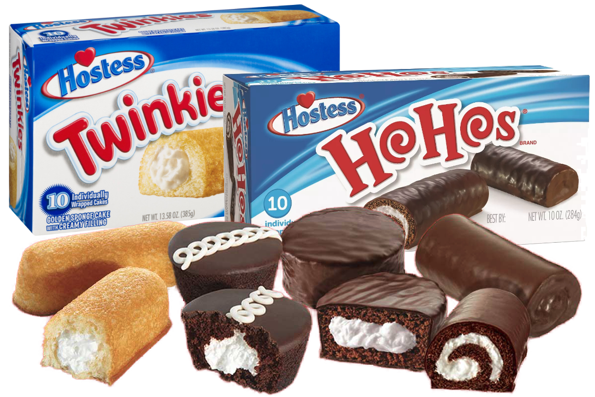 Twinkies and Ho Hos, Hostess