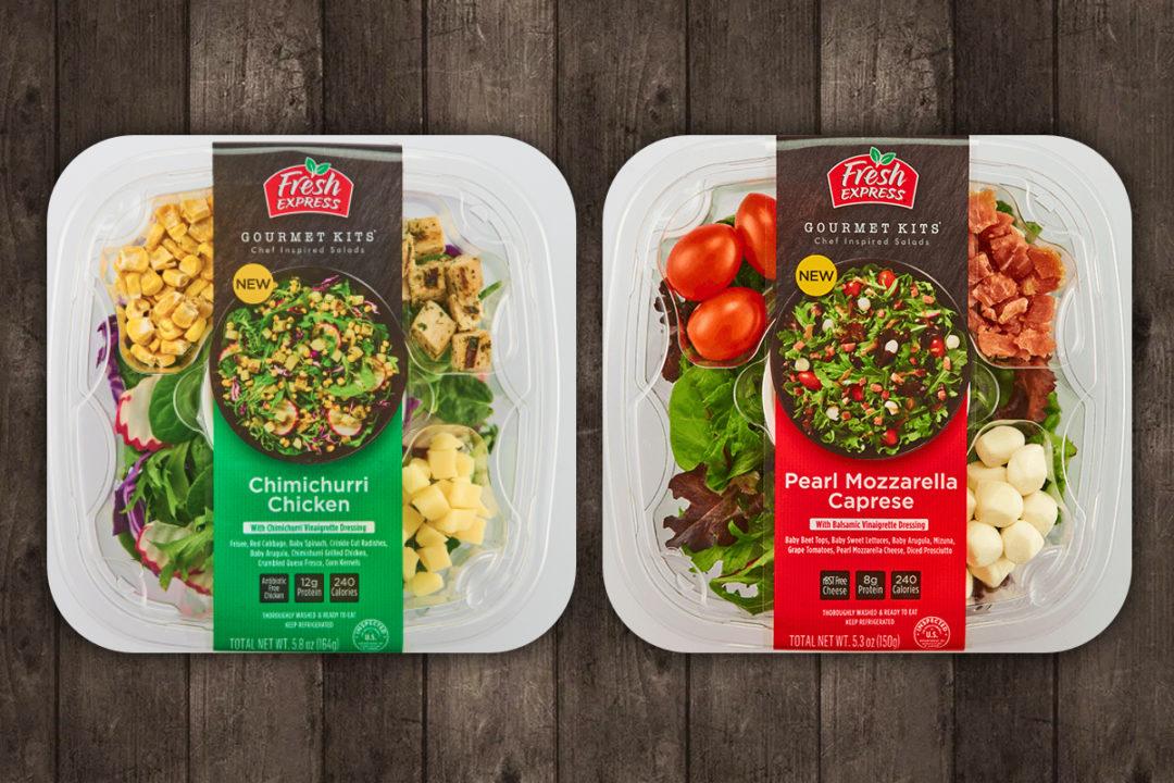 Fresh Express Gourmet Kit Bowls
