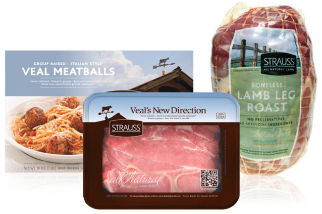 Strauss Brands meat products