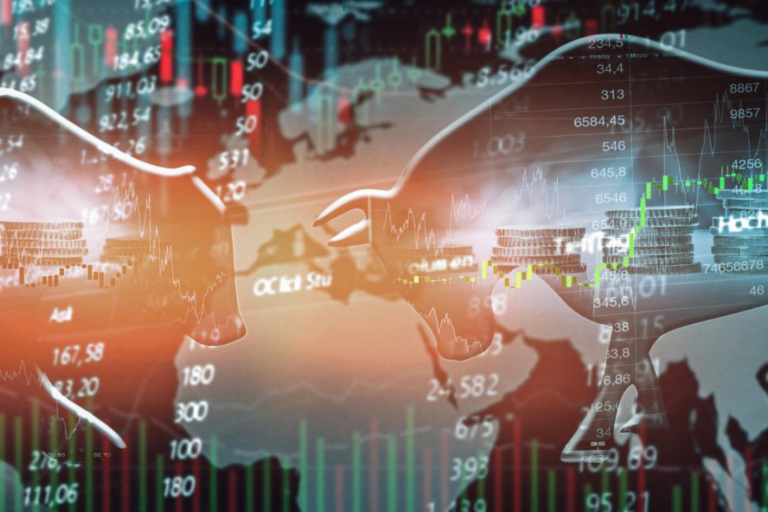 Bullish stock market