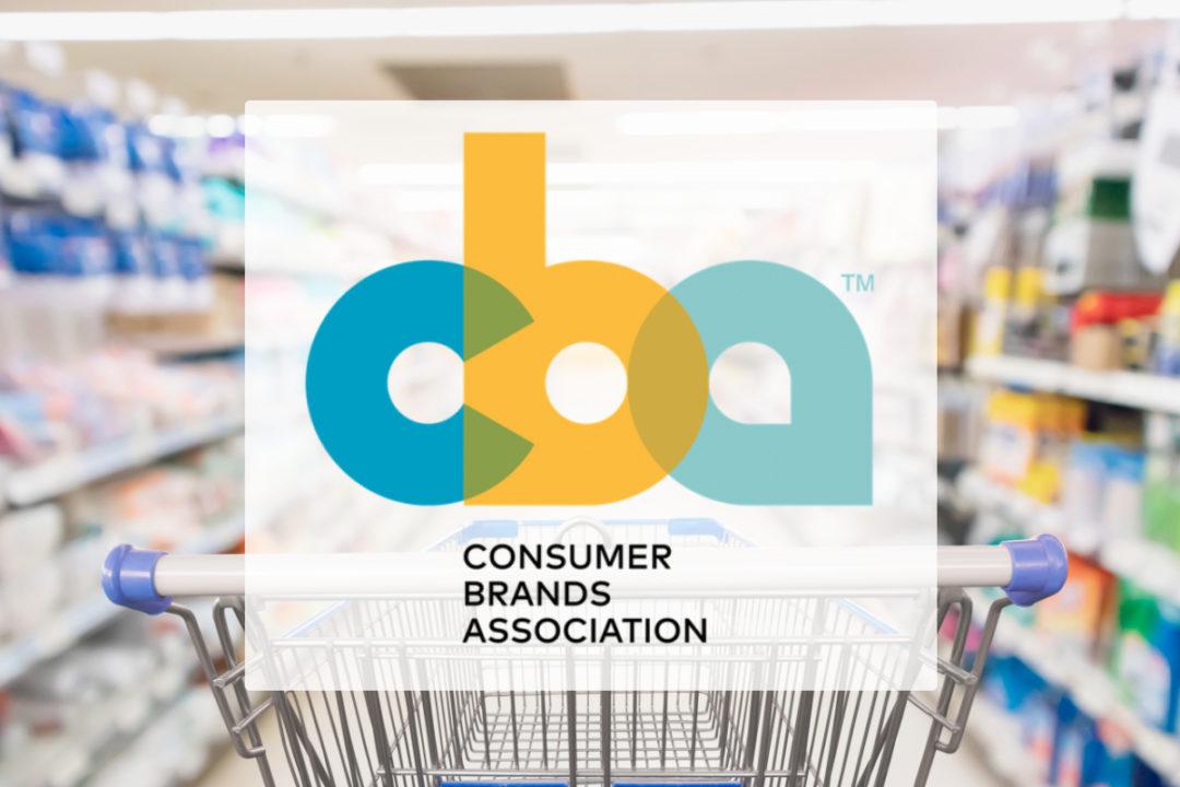 Consumer Brands Association logo