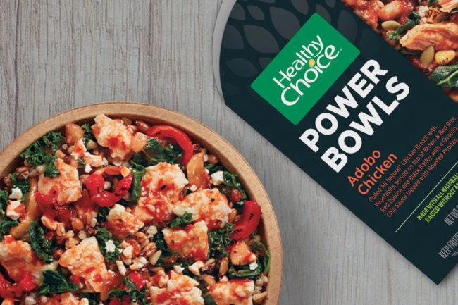Healthy Choice bowl