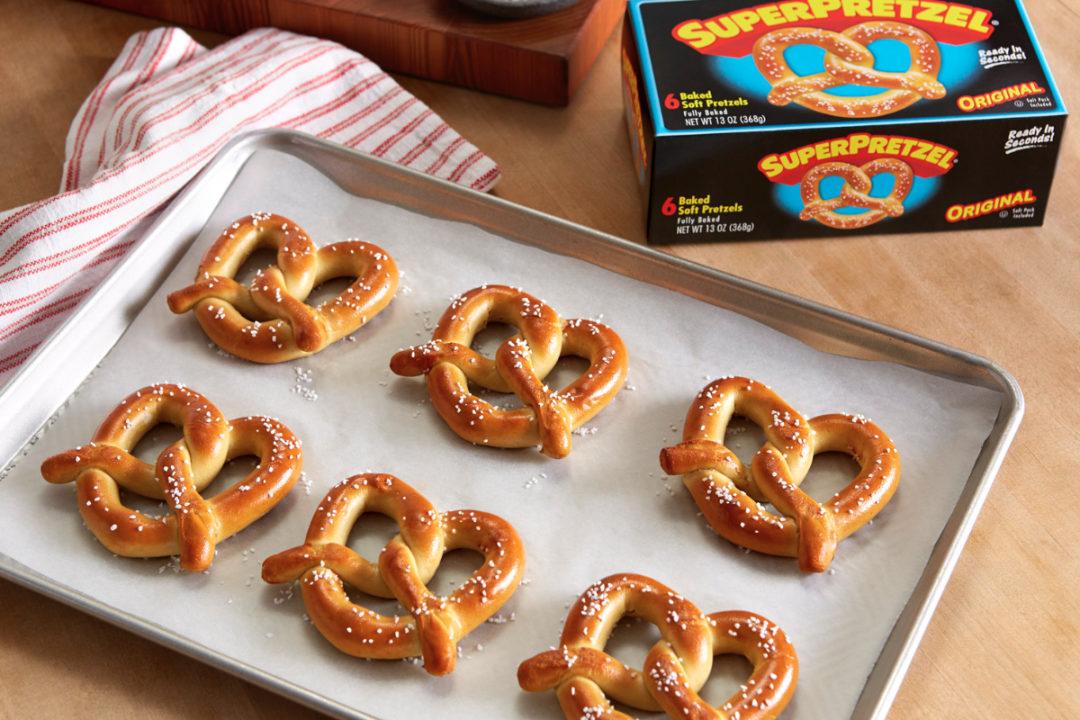 J&J Snack Foods SuperPretzel