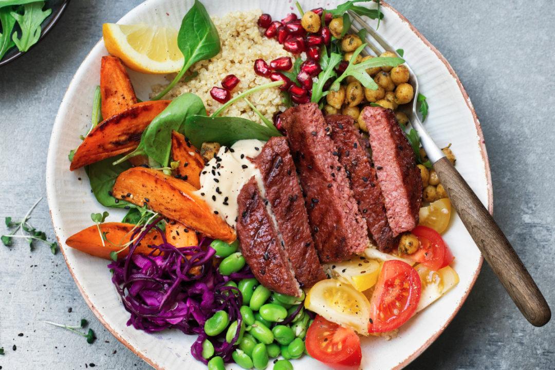 Nestle plant-based meat alternative