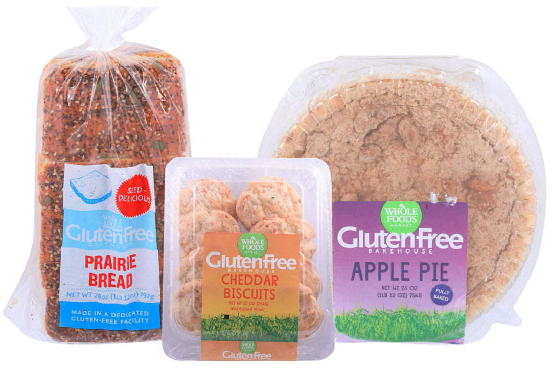Whole Foods Market Gluten-Free Bakehouse products