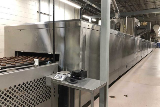 Reading Bakery Systems, oven