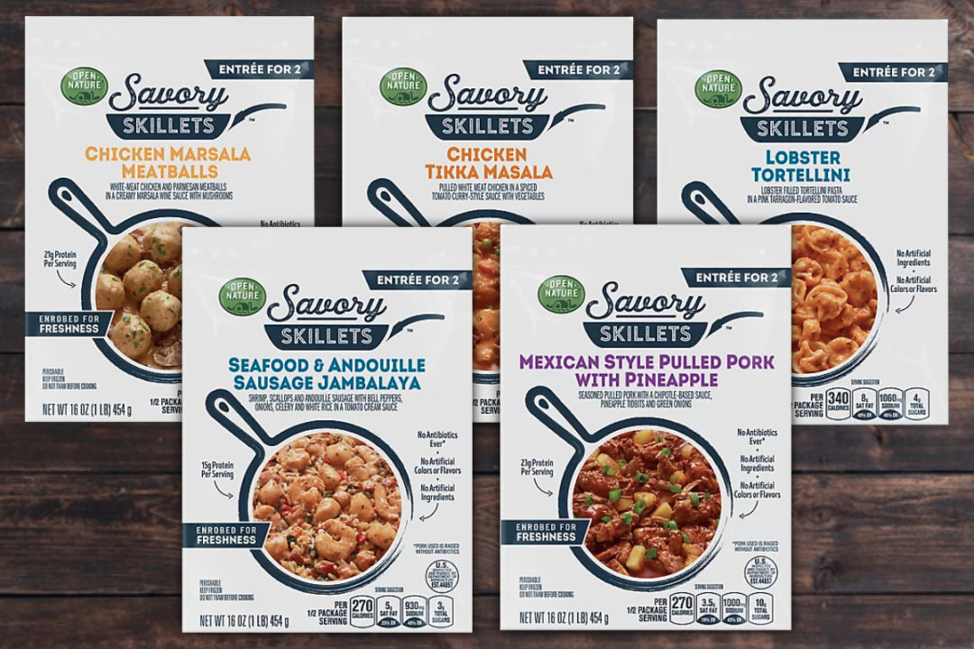 Albertsons Open Nature Savory Skillet Meals